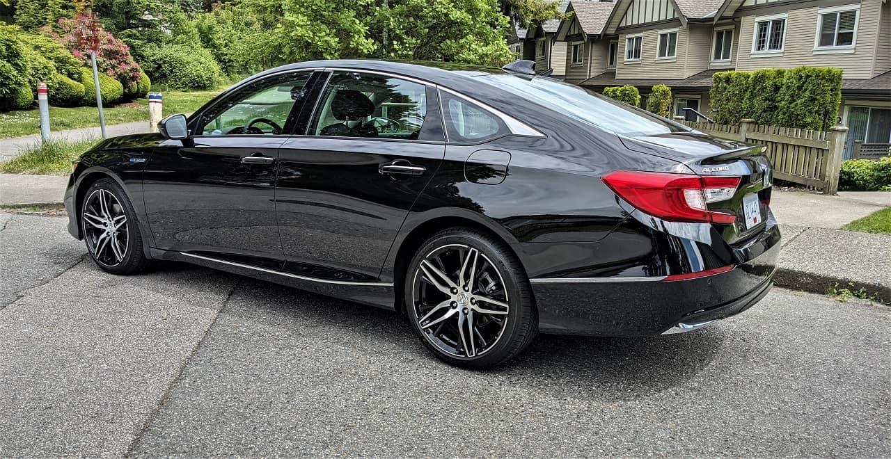 2021 Honda Accord Touring Review