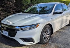 2021 Honda Insight Hybrid Review