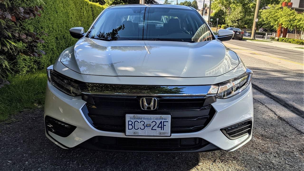 2021 Honda Insight Review