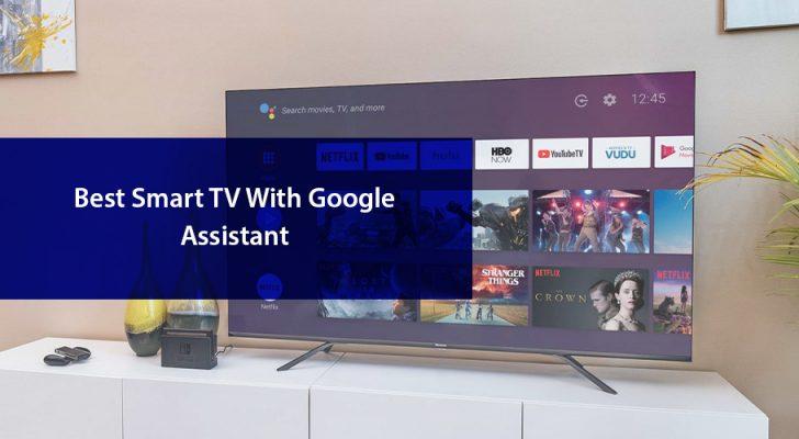 google smart assistant tv