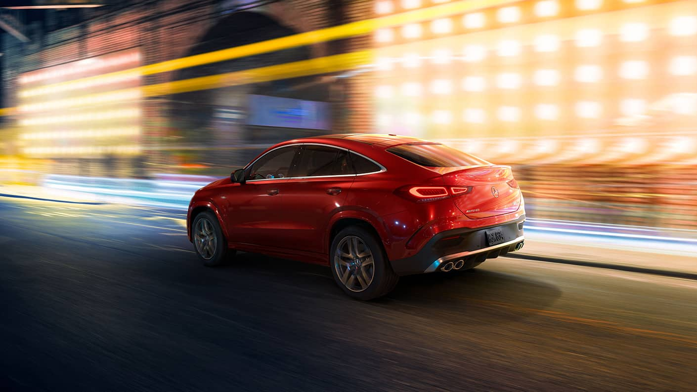 2021 Mercedes AMG GLE 63 S Coupe Review