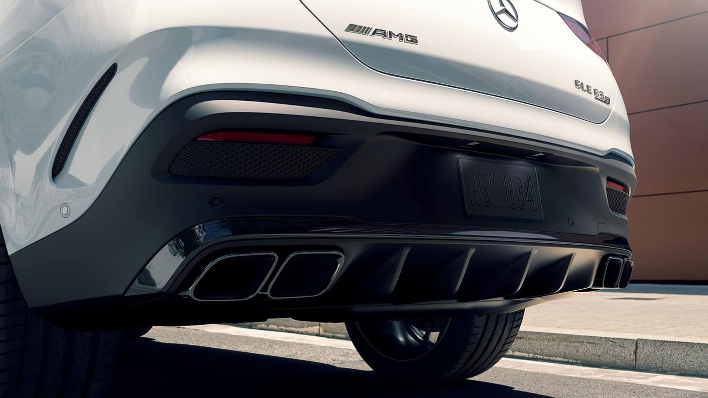 2021 Mercedes AMG GLE 63 S Coupe