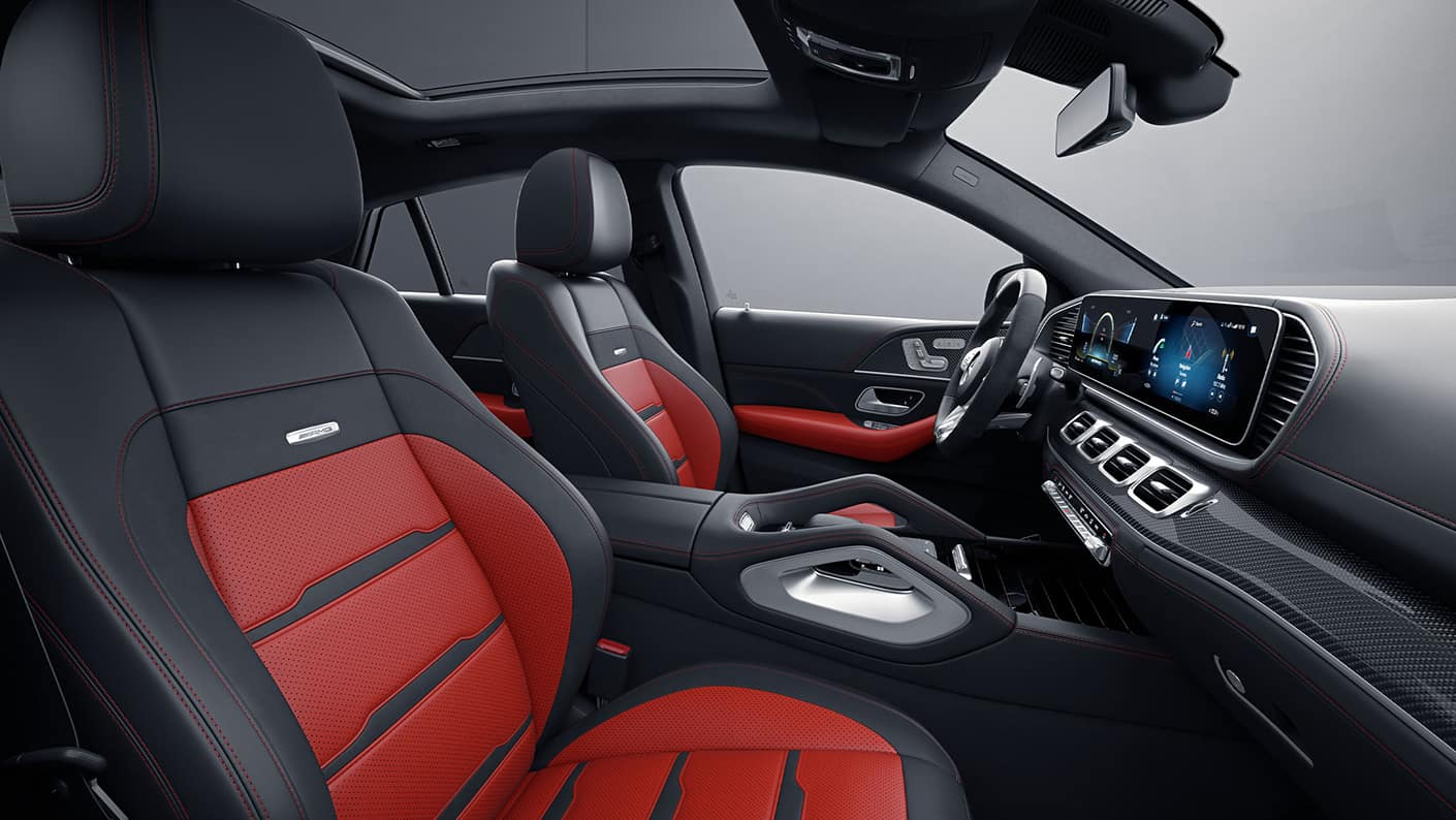 2021 Mercedes AMG GLE 63 S Interior