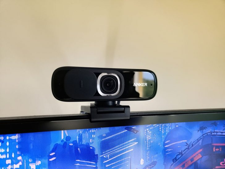 Anker PowerConf C300 is better than my wife's webcam