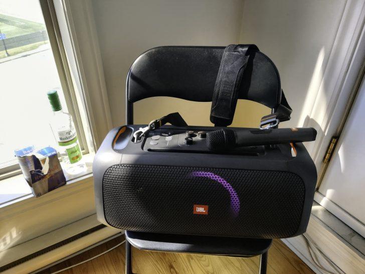 JBL PartyBox Portable boombox