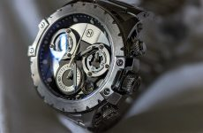 Wife Watches Husband Review Nove Modena Chronograph