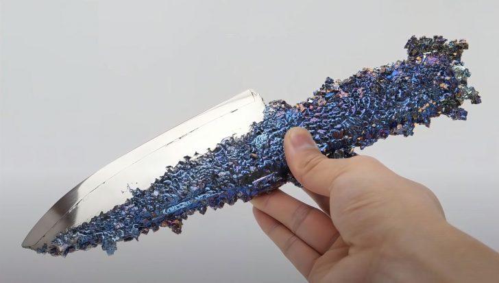 bismuth knife-
