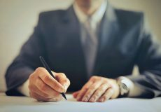 person making a will