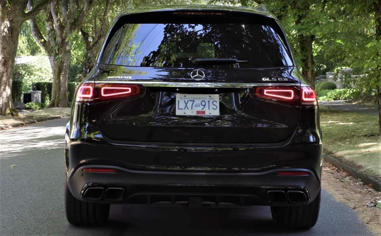 2021 Mercedes AMG GLS 63