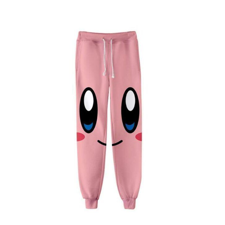 anime kirby sweatpants