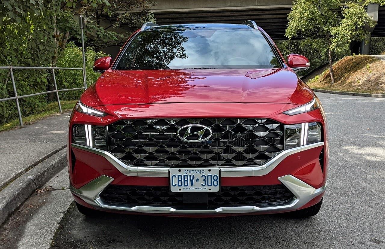 2021 Hyundai Santa Fe Calligraphy Review