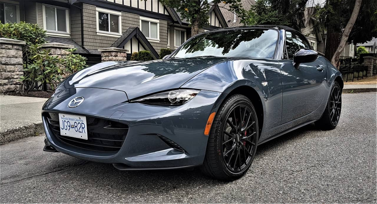 2021 Mazda MX 5 GS P Review