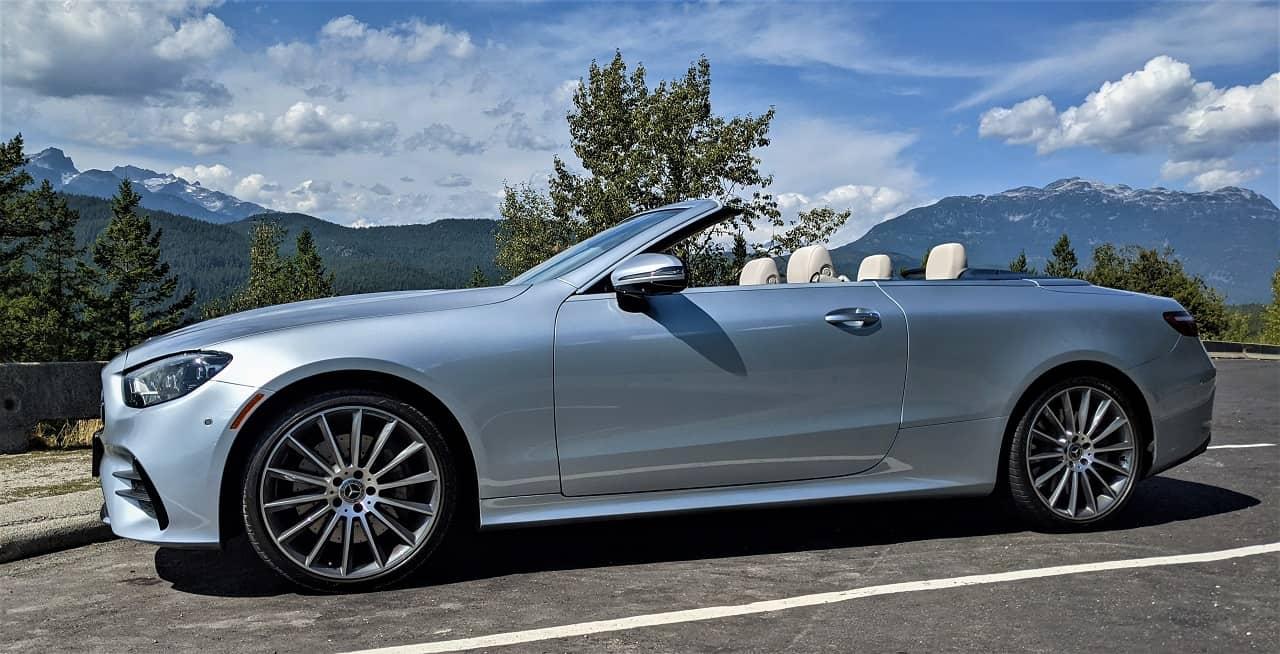 2021 Mercedes Benz E 450 Cabriolet Review
