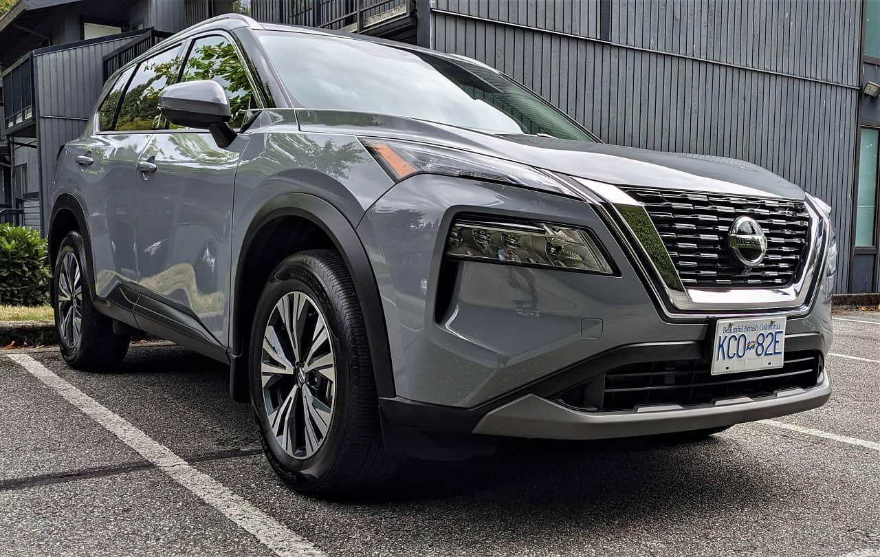 2021 Nissan Rogue SV Review