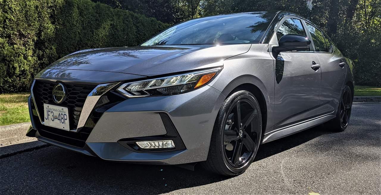 2021 Nissan Sentra SR Review