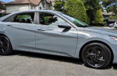 2022 Hyundai Elantra Hybrid Review