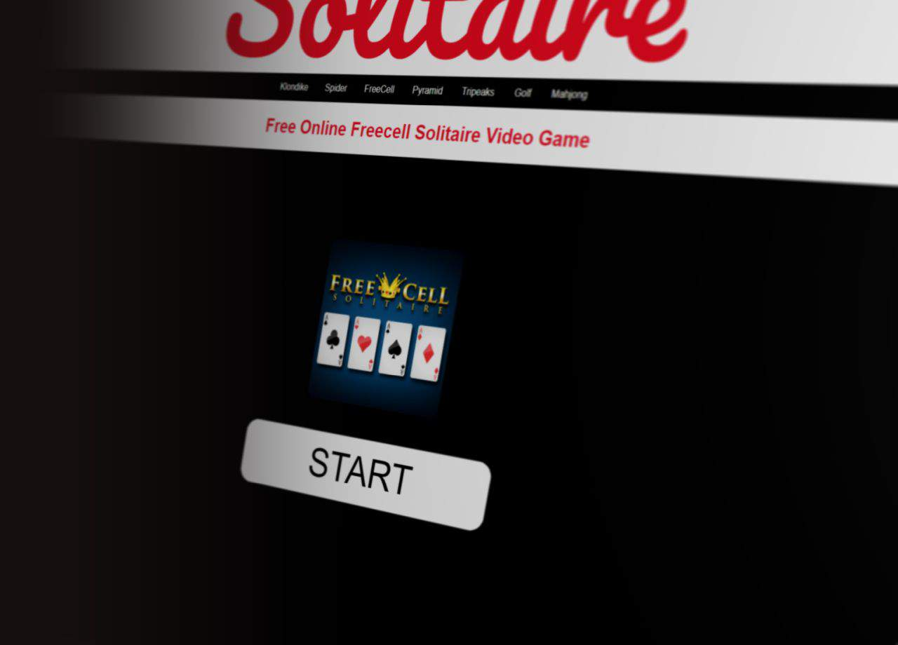 Online Freecell Solitaire