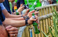 people holding beer