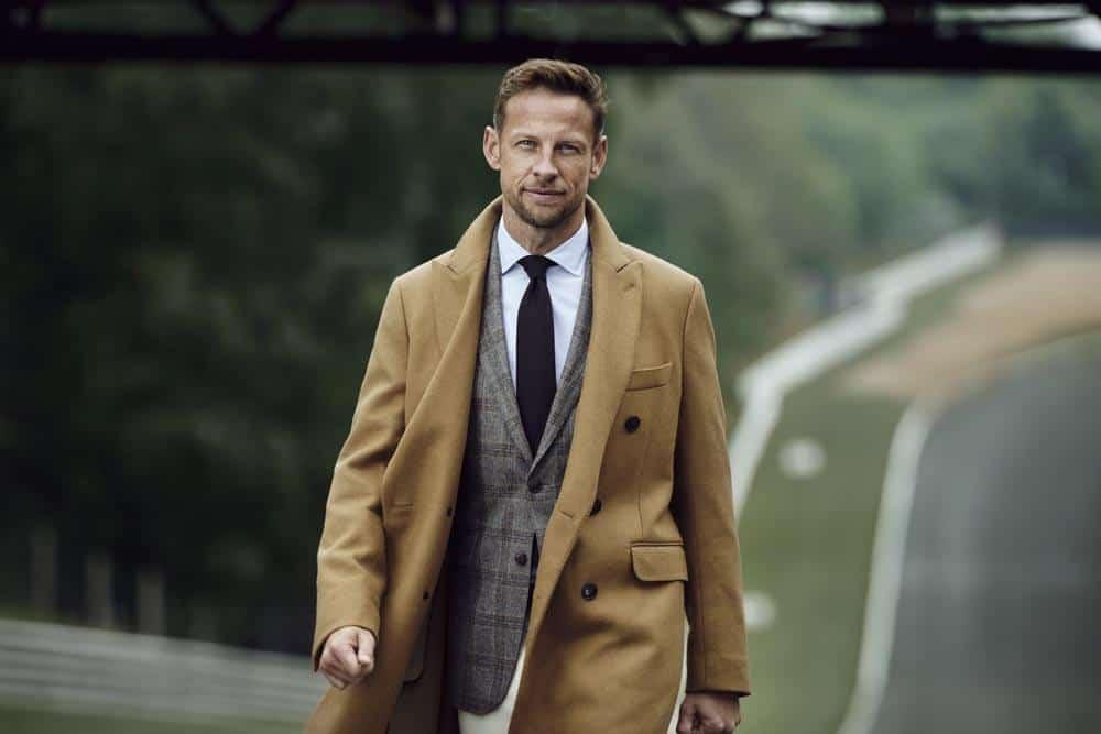 man wearing very stylish jacket